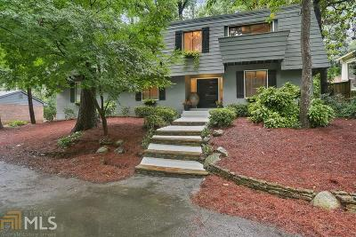 Atlanta Single Family Home Under Contract: 4039 McClatchey Cir
