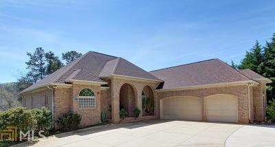 Gainesville Single Family Home New: 4245 Tall Hickory Trl