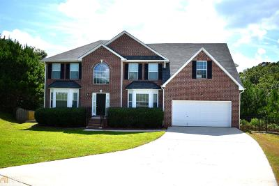 Douglasville Rental New: 3438 Craggy Perch