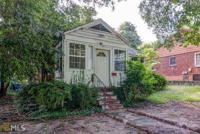 Atlanta Single Family Home For Sale: 130 Burbank Dr