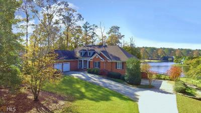 Coweta County Single Family Home New: 220 Island Cove Dr