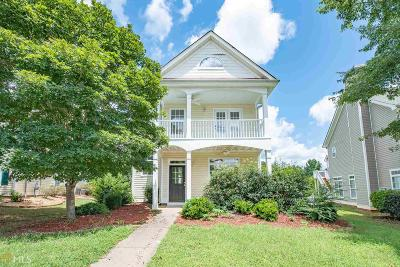 Newnan Single Family Home Under Contract: 55 The Crescent
