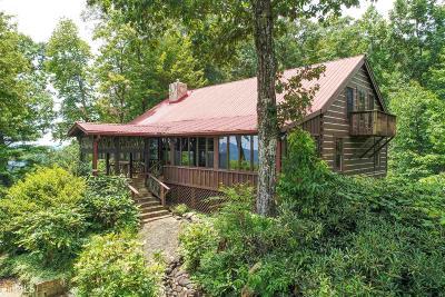 Rabun County Single Family Home For Sale: 137 Dancing Bear Tr