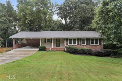 Decatur Single Family Home New: 2731 Hunting Hill Ln
