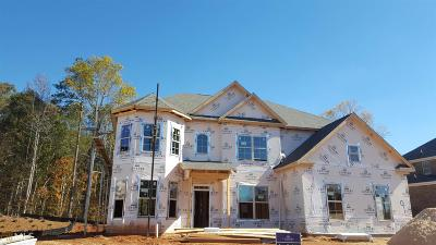 Lilburn Single Family Home Under Contract: 3519 Jaydee Ct #9
