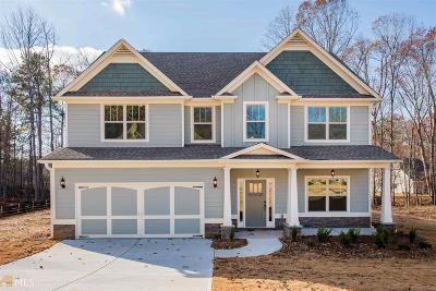 Douglasville Single Family Home New: 625 Sweetwater Bridge Cir