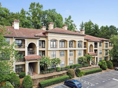 Peachtree Place Condo/Townhouse Under Contract: 3777 Peachtree Rd #711
