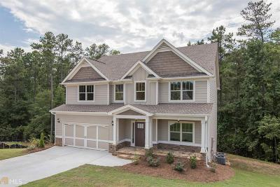 Douglasville Single Family Home New: 46 Sweetwater Bridge Trl