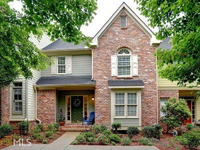 Roswell Condo/Townhouse For Sale: 317 River Glen Dr