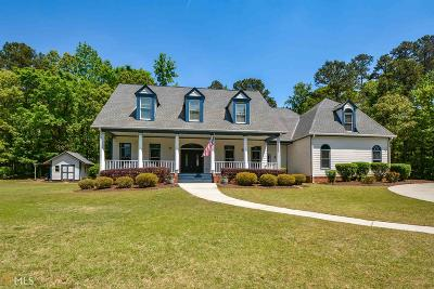 Snellville Single Family Home New: 3820 Cannonwolde Dr