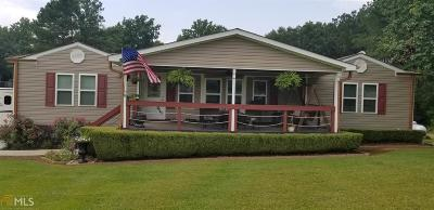 Butts County Single Family Home New: 347 Oak Rd