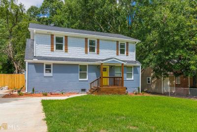 Decatur Single Family Home Under Contract: 1963 Don Juan Ln