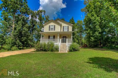 Covington Single Family Home Under Contract: 45 Hunters Ridge Ct