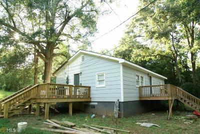 Jefferson GA Single Family Home New: $89,000