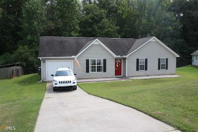 Butts County Single Family Home New: 895 Regal Rd
