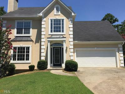 Suwanee Single Family Home For Sale: 3840 Cherry Ridge Walk