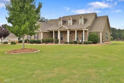 Senoia Single Family Home New: 171 Walden Pond Way