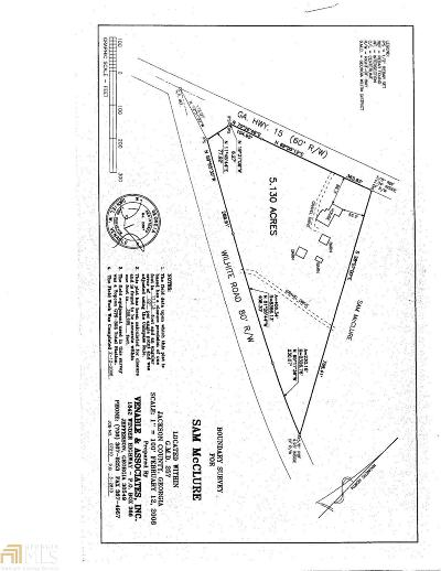 Jefferson Residential Lots & Land For Sale: 1712 Commerce Rd