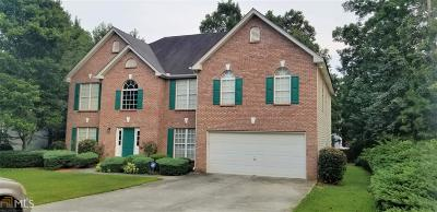 Snellville Single Family Home New: 3591 Kittery Dr