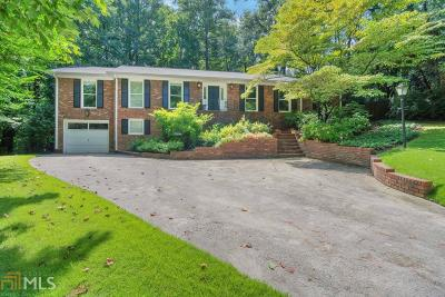 Atlanta Single Family Home New: 3671 Tanglewood Dr