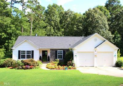 Ball Ground Single Family Home New: 8525 River Hill Commons Dr