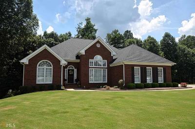 Monroe, Social Circle, Loganville Single Family Home Under Contract: 1312 Maple Creek Ave