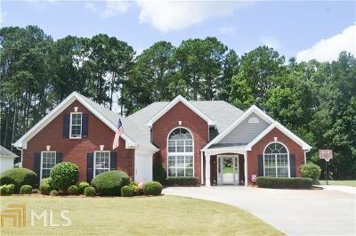 Covington Single Family Home Under Contract: 100 Gibosn Way