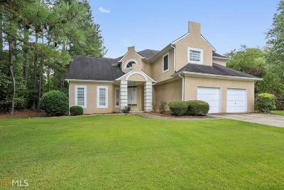 Johns Creek Single Family Home New: 10595 Branham Fields Rd