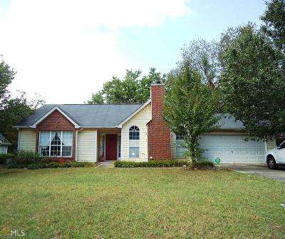 Henry County Single Family Home Under Contract: 405 Sage Ct