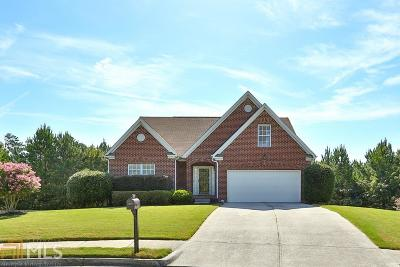 Grayson Single Family Home Under Contract: 2572 Haynes Meadow Ct