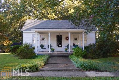 Statham GA Single Family Home Under Contract: $120,000