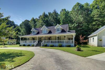 Dawson County Single Family Home For Sale: 1910 Price Rd