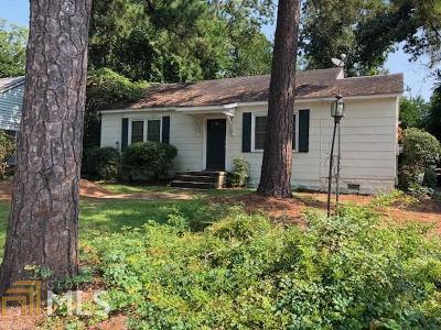 Statesboro Multi Family Home For Sale: 363 Savannah Ave