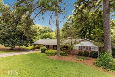 Tucker Single Family Home For Sale: 2244 Winding Woods Dr