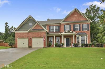 Senoia Single Family Home New: 198 Mulberry