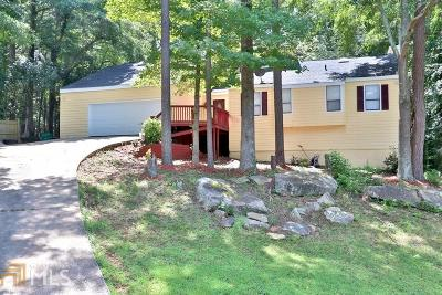 Stone Mountain Single Family Home For Sale: 1940 S Hidden Hills Pkwy