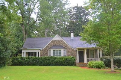 Lagrange Single Family Home New: 341 Country Club Rd