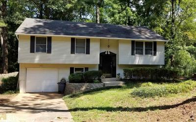 Conyers Single Family Home New: 530 Cowan Rd