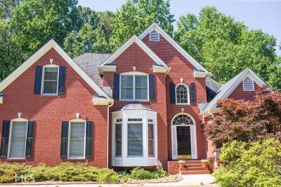Woodstock Single Family Home New: 317 Oak Meadow Dr