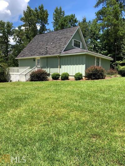 Milledgeville, Sparta, Eatonton Single Family Home New: 26 Bitternut Ct