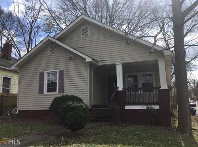 Reynoldstown Single Family Home For Sale: 1083 Kirkwood