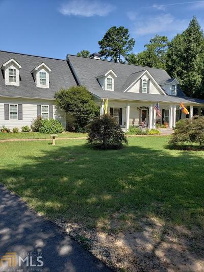 Williamson Single Family Home For Sale: 3321 Turner Rd