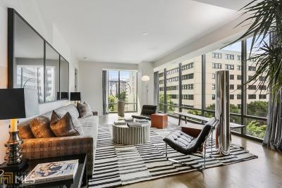 Condo/Townhouse New: 867 Peachtree St #402