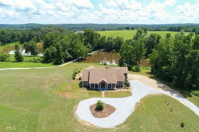 Madison Single Family Home For Sale: 4346 Hudson River Chruch Rd