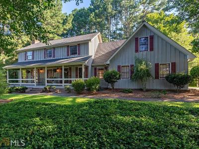 Snellville Single Family Home Under Contract: 3336 Classic Dr