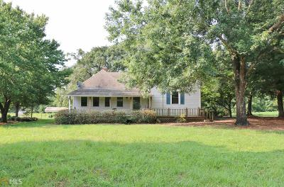 Rutledge Single Family Home New: 3300 Davis Academy Rd