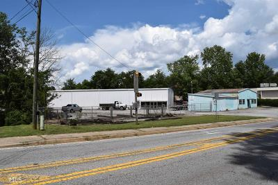 White County Commercial For Sale: 184 W Kytle St