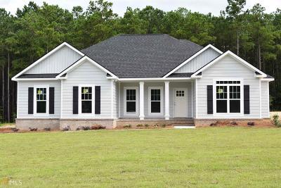 Statesboro Single Family Home For Sale: 112 Ashford Dr #1