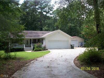 Buckhead, Eatonton, Milledgeville Single Family Home New: 161 Cedar Cove Dr