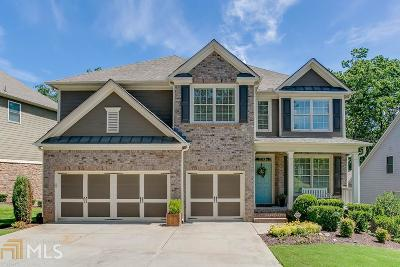 Flowery Branch Single Family Home For Sale: 7417 Whistling Duck Way
